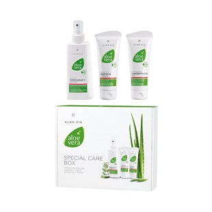 LR Aloe Vera Acil Durum Box (Emergency) Set
