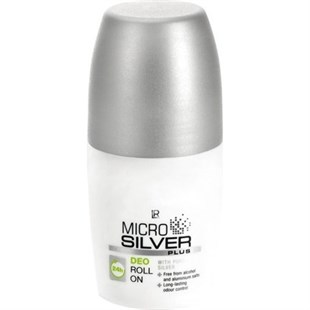 LR Microsilver – Deo Roll-on