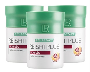 LR Reishi Plus 3lü Set
